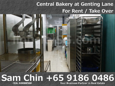 Central Bakery – Genting Lane – 1