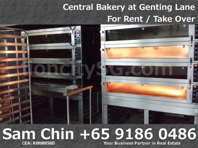 Central Bakery – Genting Lane – 5