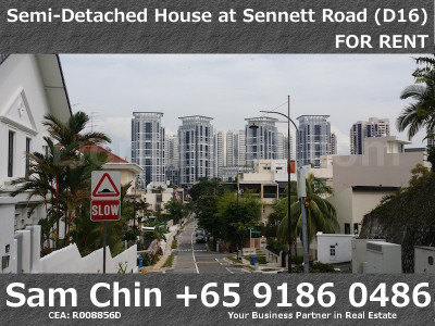 Sennett Road
