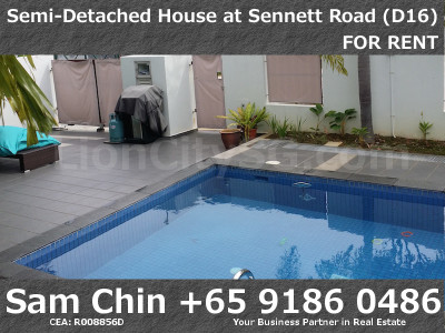 Sennett Road – Swimming Pool