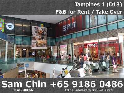 Tampines 1 – FnB for Rent – 1