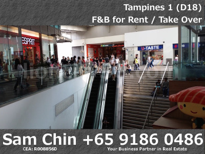 Tampines 1 – FnB for Rent – 2