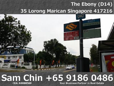 The Ebony – Bus Stop