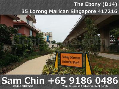 The Ebony – Lorong Marican Park