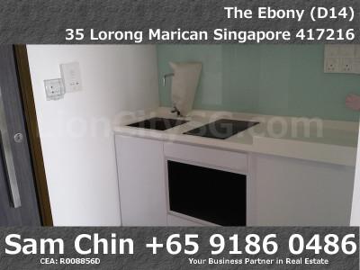 The Ebony – S05 – 1 Bedroom – Kitchen – 2