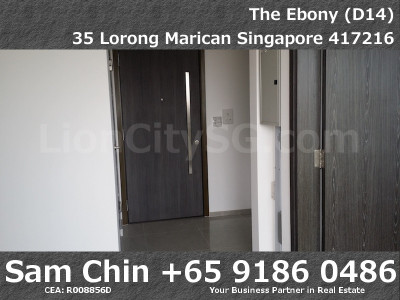 The Ebony – S05 – 1 Bedroom – Living Room