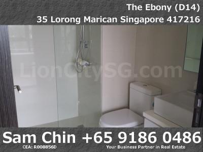 The Ebony – S05 – 1 Bedroom – Master Bathroom