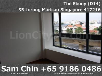 The Ebony – S05 – 1 Bedroom – Master Bedroom