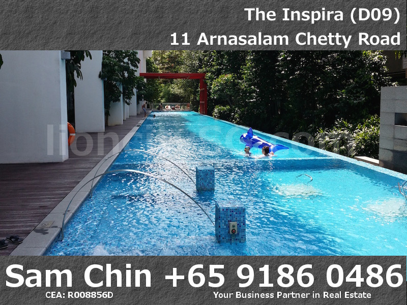 The Inspria – L3 – Lap Pool