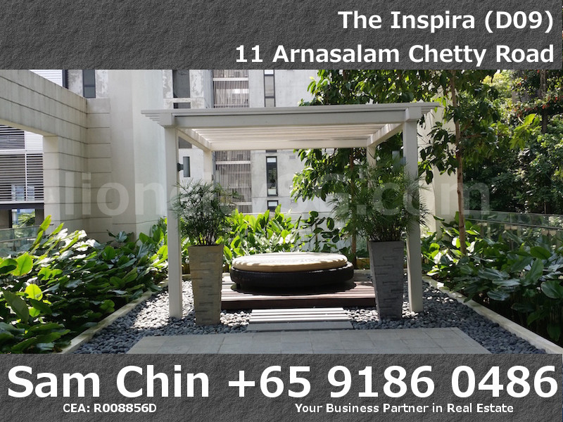 The Inspria – L3 – Seating Area – 2