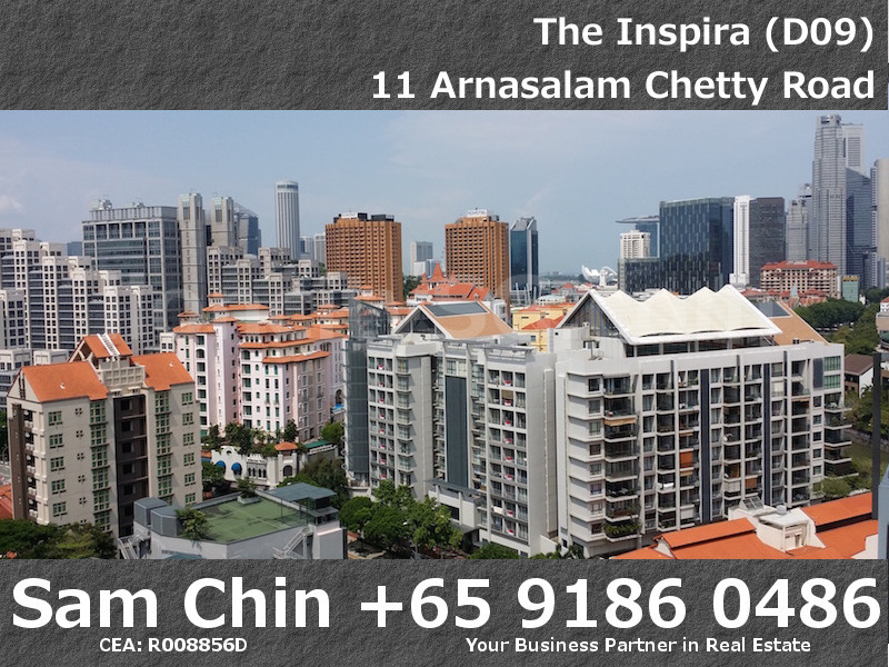 The Inspria – S09 – Balcony – View – 4