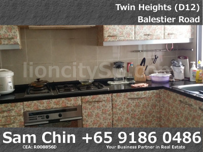 Twin Heights – Stack 02 – Kitchen – 2