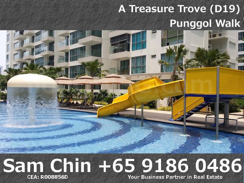 A Treasure Trove -Fun Pool with Water Slide – 3
