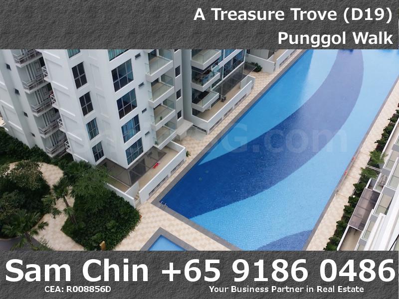 A Treasure Trove – S35 – Balcony – View – Lap Pool – 2