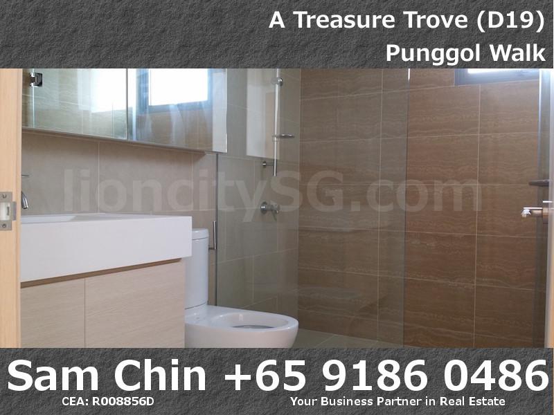 A Treasure Trove – S35 – Master Bathroom