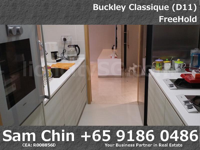 Buckley Classique – 3 BD – S08 – Kitchen