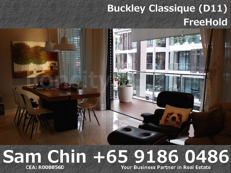 Buckley Classique – 3 BD – S08 – Living and Dining