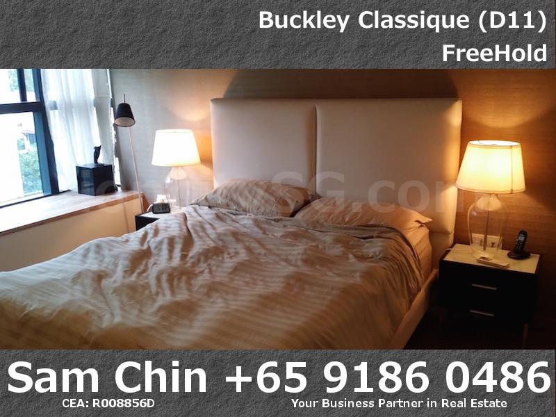 Buckley Classique – 3 BD – S08 – Master Bedroom