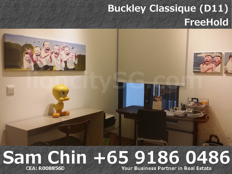 Buckley Classique – 3 BD – S08 – Study Room – 2