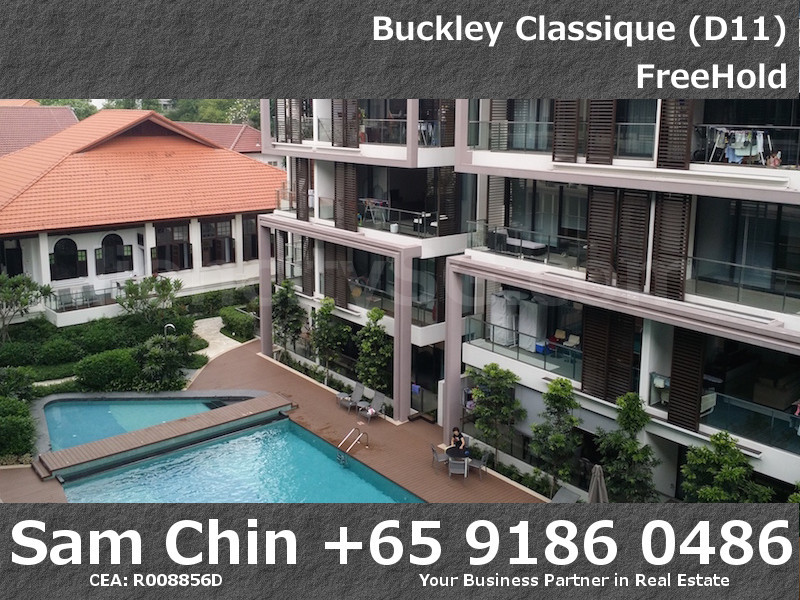 Buckley Classique – 3 BD – S08 – View – ClubHouse and Pool