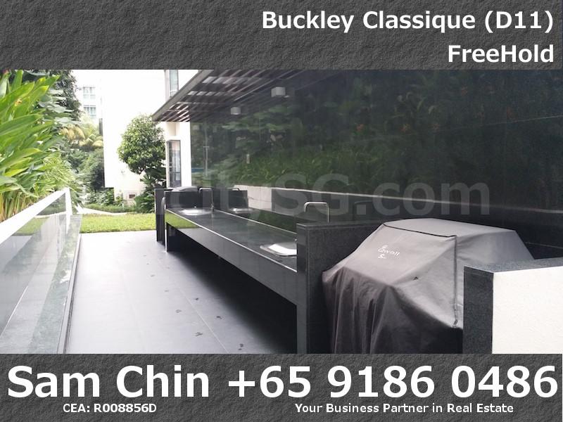 Buckley Classique – Facilities – BBQ – 2