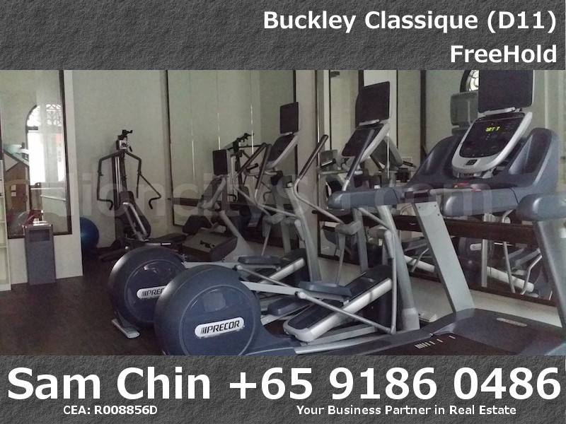 Buckley Classique – Facilities – ClubHouse Gym