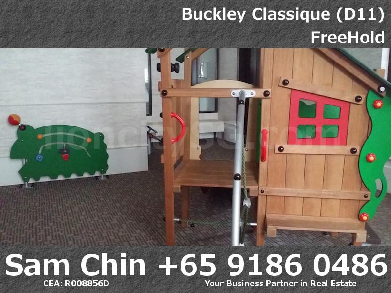 Buckley Classique – Facilities – Play Room