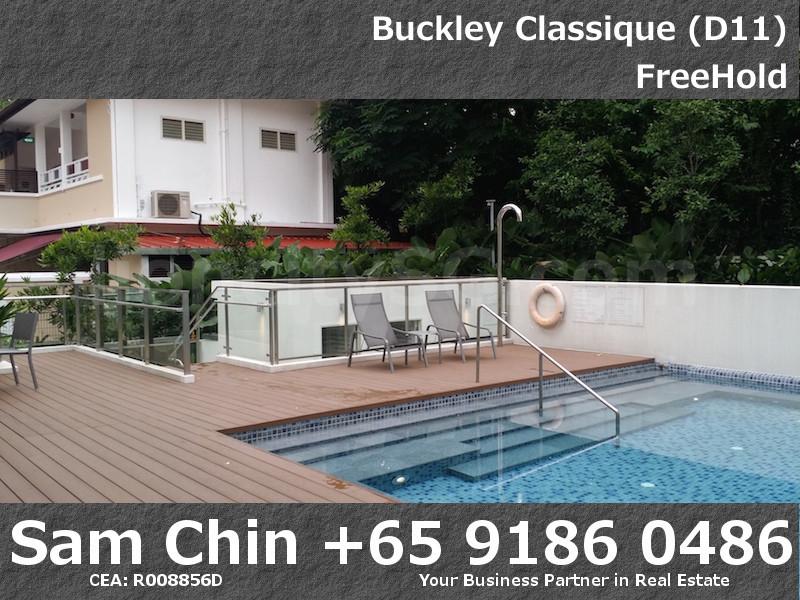 Buckley Classique – Facilities – Spa Pool – 2