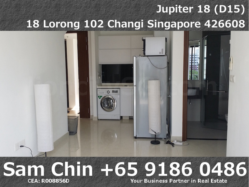 Jupiter 18 – S04 – Level 5 – Living and Kitchen