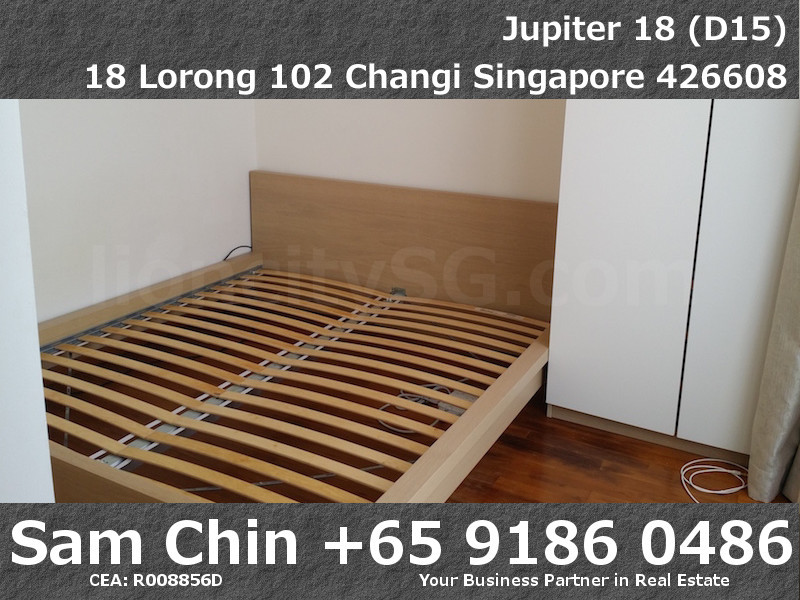 Jupiter 18 – S04 – Level 6 – Master Bedroom – 1