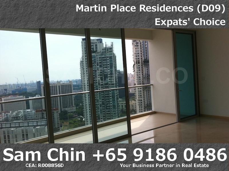 Martin Place Residences – S06 – LivingRoom