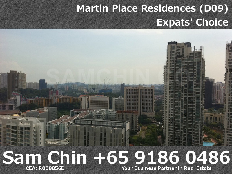 Martin Place Residences – S06 – View-Balcony