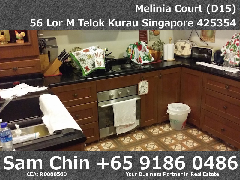 Melinia Court – 3 Bedroom – Kitchen