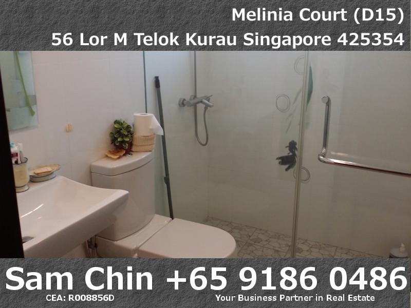 Melinia Court – 3 Bedroom – Master Bathroom – 2