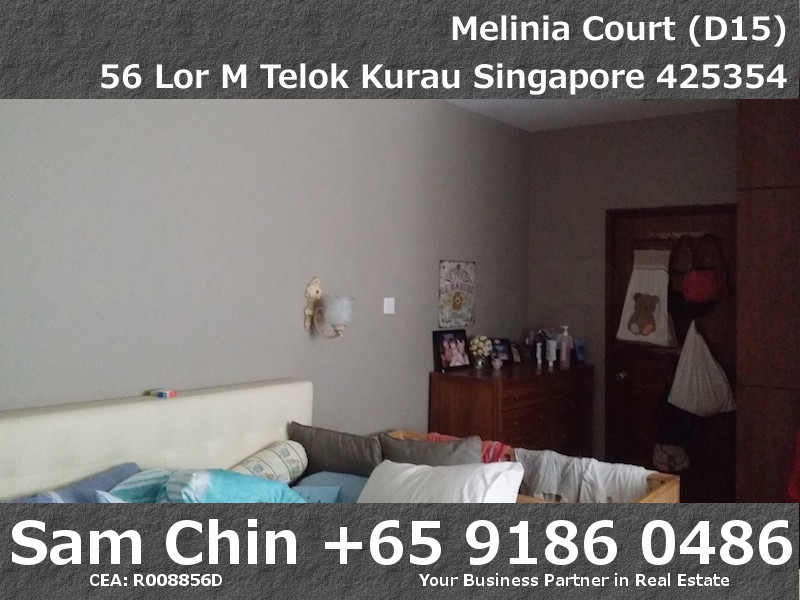Melinia Court – 3 Bedroom – Master Bedroom – 2