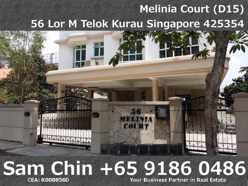 Melinia Court – Facade