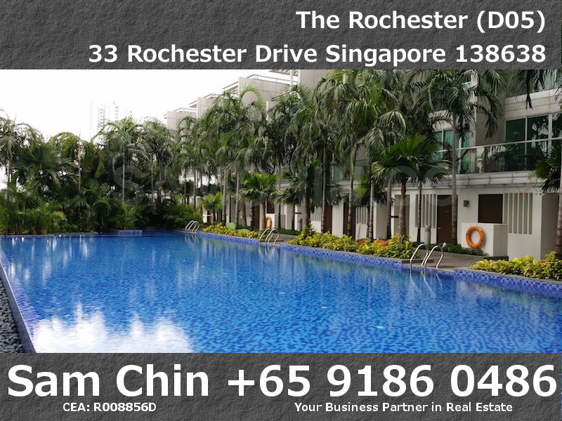 The Rochester – L9 – Lap Pool – 1