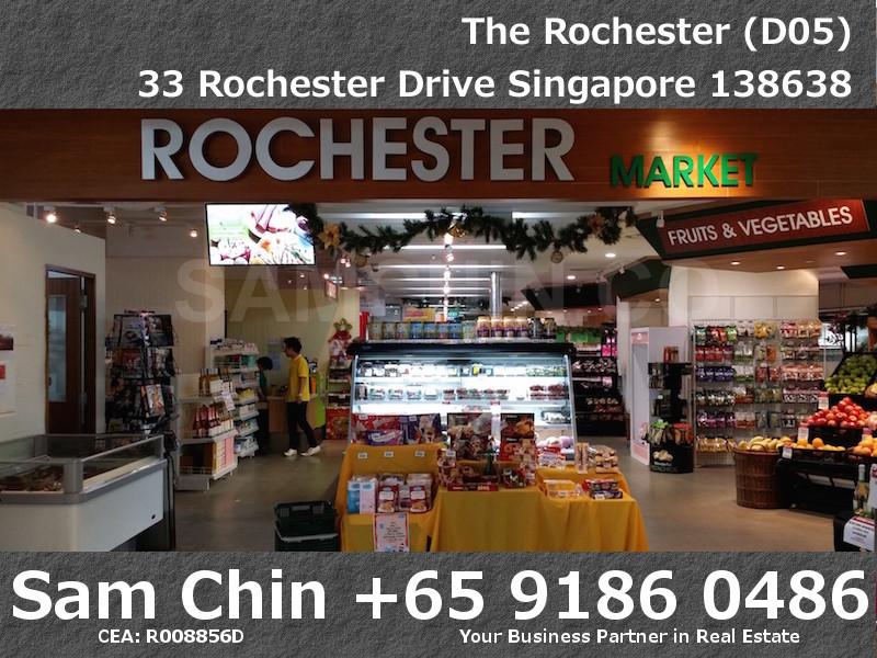 The Rochester – Rochester Market
