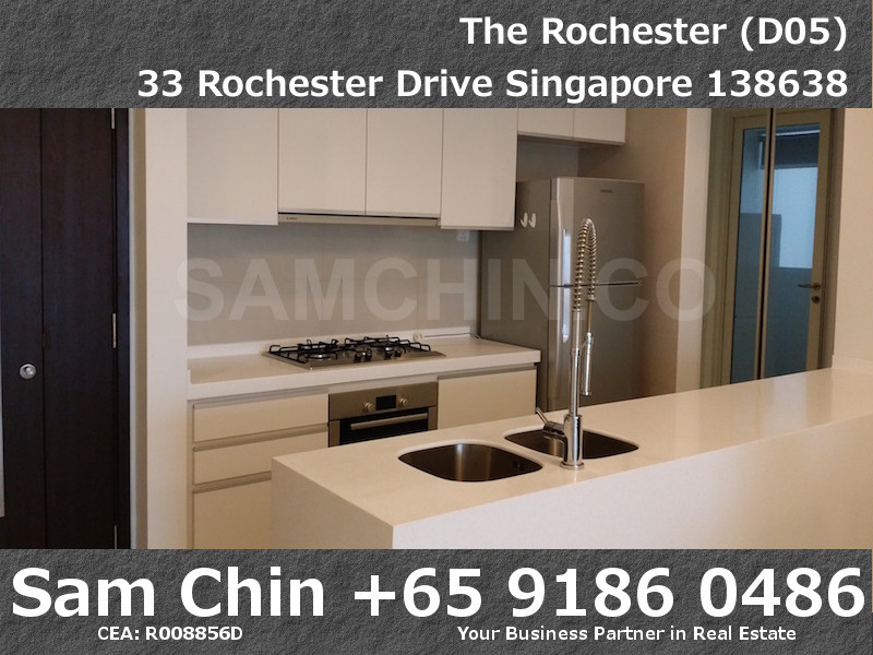 The Rochester – S04 – H – Dry Kitchen
