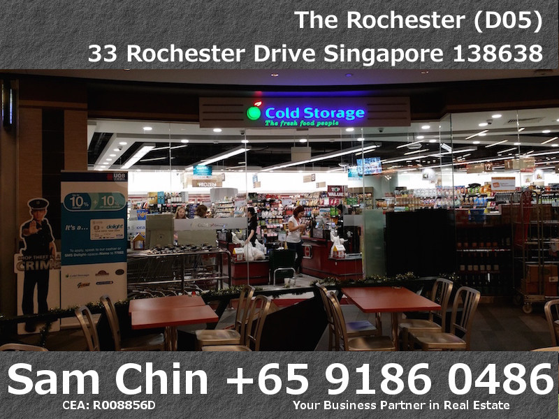 The Rochester – The Star – Cold Storage