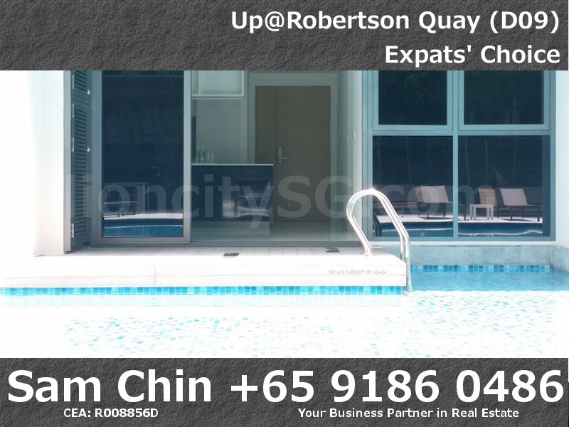 UpAtRobertsonQuay – 1 Bedroom – S6 – Pool Access – 1