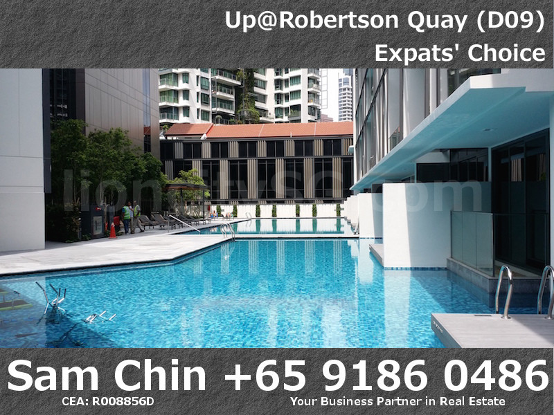 UpAtRobertsonQuay – Facilities – L4 – Lap Pool – 7