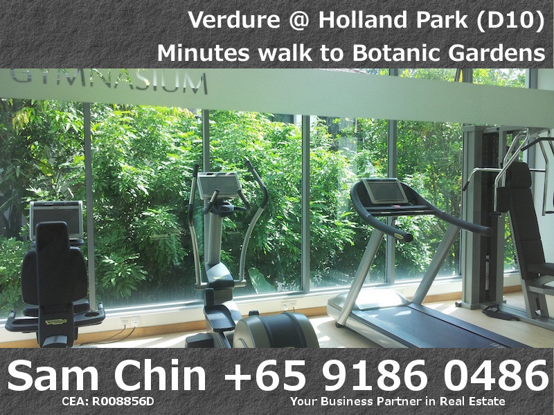 Verdure at Holland Park – Facilities – Gym – 1