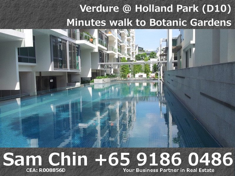 Verdure at Holland Park – Facilities – Lap Pool – 2