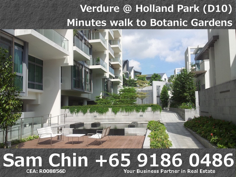 Verdure at Holland Park – Facilities – Resting Area