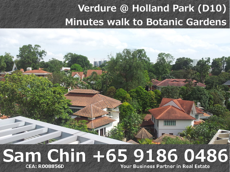 Verdure at Holland Park – L6 – Balcony – View – 1