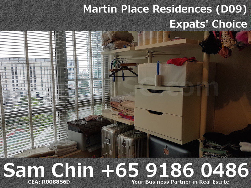 Martin Place Residences – Designer 2 Bedroom – S06 – Common Room – 2