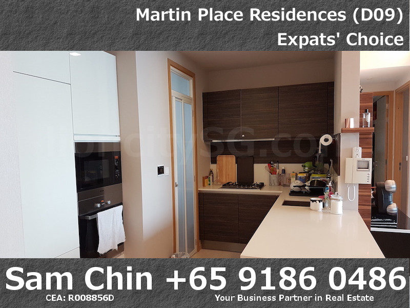 Martin Place Residences – Designer 2 Bedroom – S06 – Kitchen