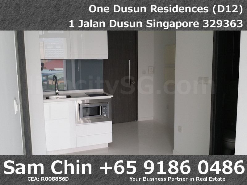 One Dusun Residences – 2 Bedroom – S7 – Kitchen – 2