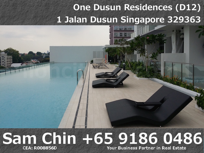 One Dusun Residences – Lap Pool – 5
